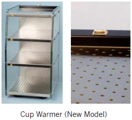 Cup Warmer New Model