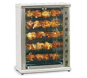 High Capacity Rotisseries RBG 20