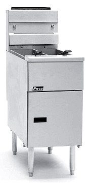 SG14T - Tube Fired Gas Fryer