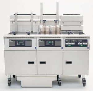 Solstice Series Gas and Electric Fryers